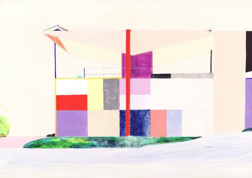 ル・コルビュジエ・センター(Le Corbusier)/2011/A3