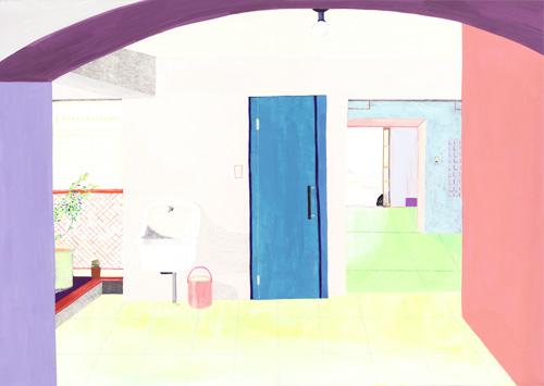 神宮前/2011/A3