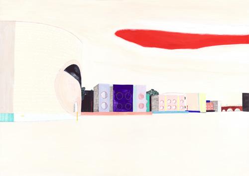 ダッカ国会議事堂(Louis Isadore Kahn)/2011/A3