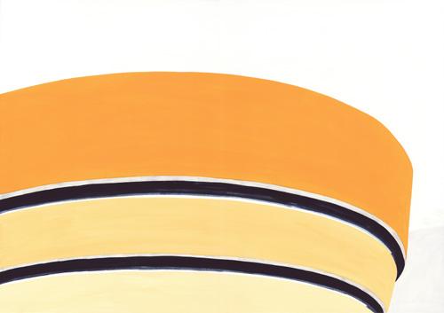 グッゲンハイム美術館(2/4)(Frank Lloyd Wright)/2011/A3