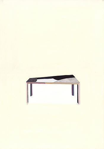 台形のテーブル 2/2012/A3